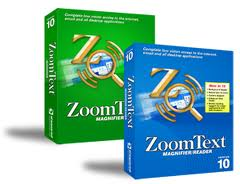 Picture of ZoomText package